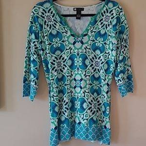 Beautiful Carole Little tunic S